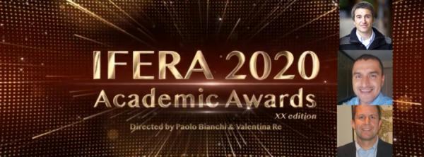Investigadores de EEB-OVE  premiados por su comunicación en el Congreso IFERA 2020