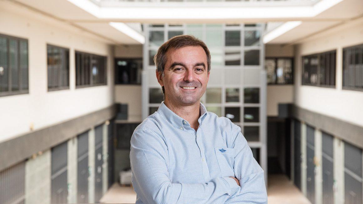 David Montero, director de BIC Araba